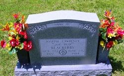 """Joseph Lawrence """"Joe Bud"""" Blackerby"""
