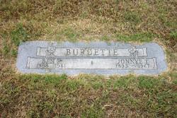 Jonnye T. Burdette