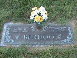 Margaret Augusta <I>Bristow</I> Beddoo