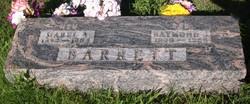 Raymond John Barrett