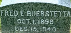 Fred E. Buerstetta