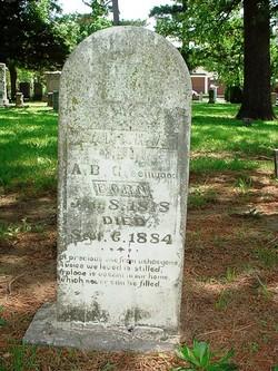 Sarah A. <I>Hilburn</I> Greenwood