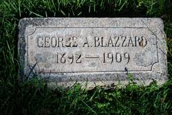 George A Blazzard