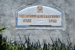 John Blazzard