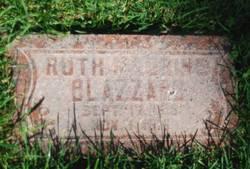 Ruth Maurine Blazzard
