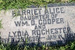 Harriet Alice Cooper