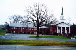 Green Creek First Baptist Cemetery