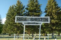 Ririe Shelton Cemetery