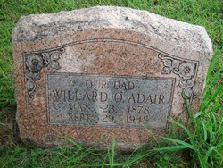 Willard Othelia Adair