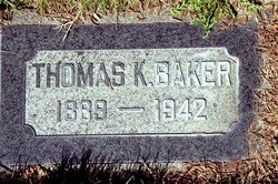 "Thomas Kime ""Tom"" Baker"