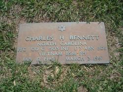 PFC Charles Herman Bennett