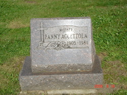 """Filomena """"Fanny"""" <I>DiFalco</I> Accettola"""
