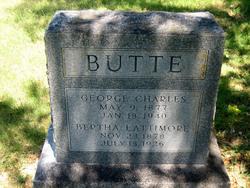 George Charles Felix Butte