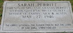 Sarah Louise Perritt