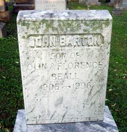 John Barton Beall