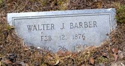 Walter J Barber