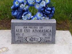 Ali'i Uso Afamagasa
