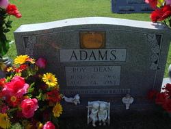 Roy Dean Adams