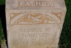 George Mcintosh T Crawford
