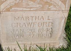 Martha Louise <I>Risor</I> Crawford