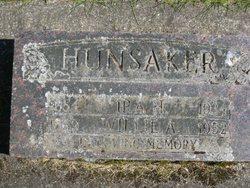Ira H Hunsaker
