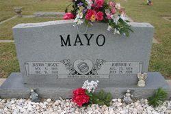 Johnnie Vee <I>Anderson</I> Mayo