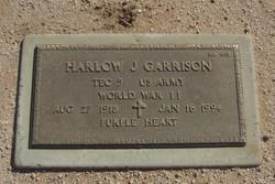 Harlow J Garrison
