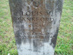 Louis M Lankford