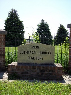 Zion Lutheran Jubilee Cemetery