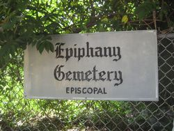 Epiphany Episcopal Church Cemetery