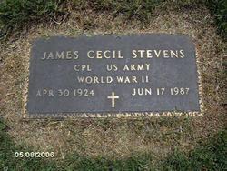 James Cecil Stevens