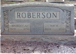 Mordecai Roberson