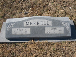 Wylie Robert Merrell