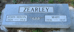 Mary M. <I>Hansel</I> Zearley
