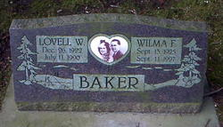 Wilma F Baker