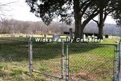 Wicks Cemetery