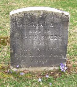 Sarah Elizabeth Swezy