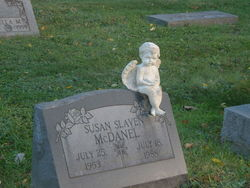 Susan <I>Slaven</I> McDanel