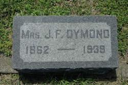 Jessie Fremont <I>Urie</I> Dymond