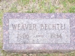 Weaver Theodore Bechtel