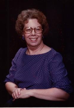 June Dolores <I>Schlotterbeck</I> Lefever