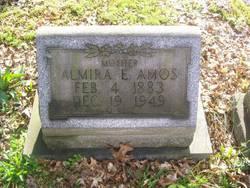 Almira E. <I>Sayre</I> Amos