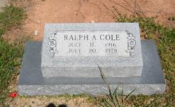 Ralph Abner Cole