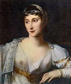 Pauline <I>Bonaparte</I> Borghese