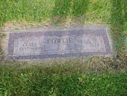 Frank B Fowlie