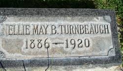 Nellie May <I>Blazzard</I> Turnbeaugh