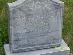 Samuel Memmott
