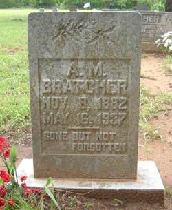 A. M. Bratcher