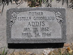 Estella <I>Goodfellow</I> Addis