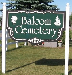 Balcom Cemetery